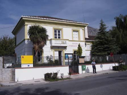 CASA DE LAS DAMAS MOVIMIENTO FRANCO CASA DE LA JUVENTUD TURISMO DÚRCAL VALLE DE LECRÍN