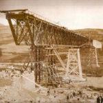 CONSTRUCCIÓN PUENTE DE LATA DÚRCAL GRANADA TURISMO DÚRCAL VALLE DE LECRÍN