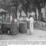 PLAZA DE DÚRCAL VIEJA PRIMERA GASOLINERA GRANADA TURISMO DÚRCAL VALLE DE LECRÍN