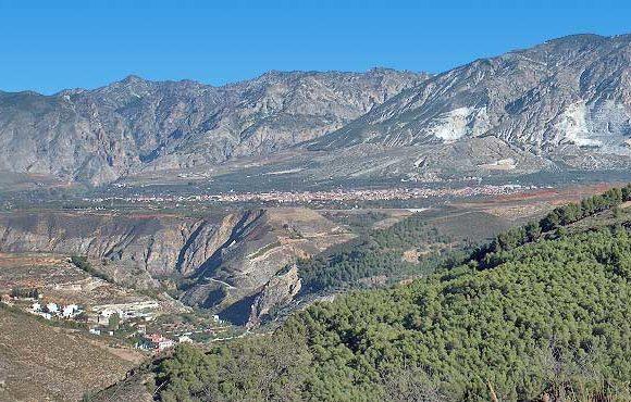 Panorámica Sierra Dúrcal