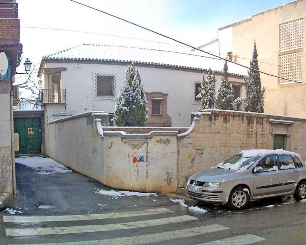 PALACIO DE MARQUESES CAMPOHERMOSO TURISMO DÚRCAL VALLE DE LECRÍN