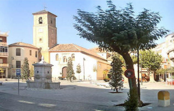 Plaza de Dúrcal